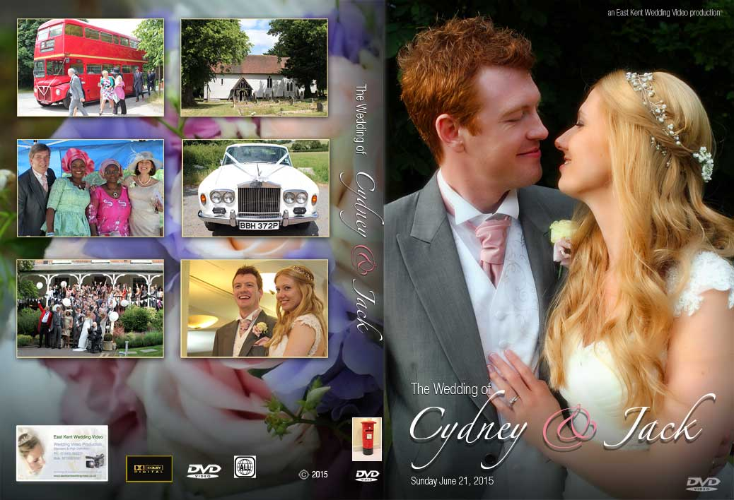 Cydney and Jack DVD cover