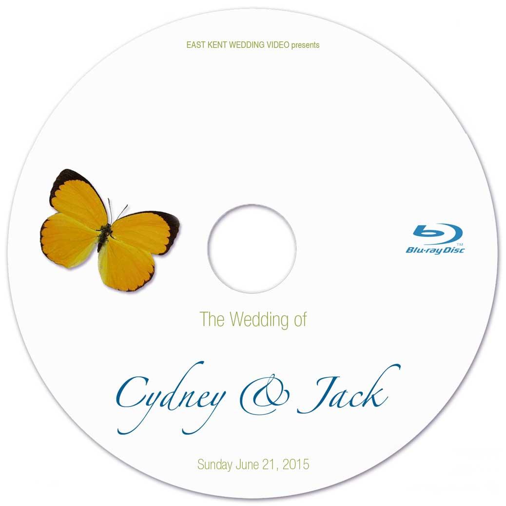 Cydney and Jack DVD