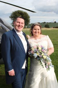 Gemma, Dan, wedding